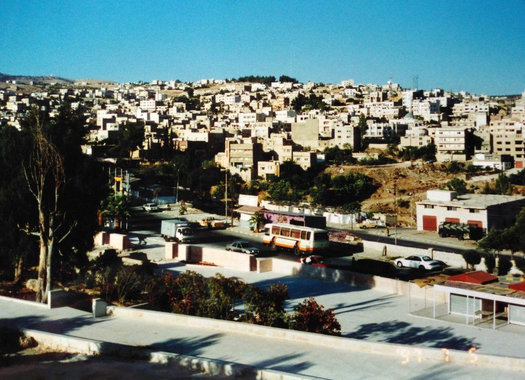 シリアの首都ダマスカスの街の様子