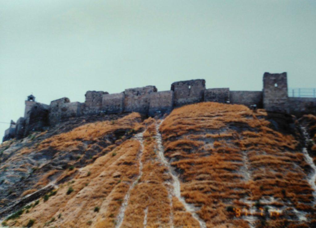 アレッポ城外観