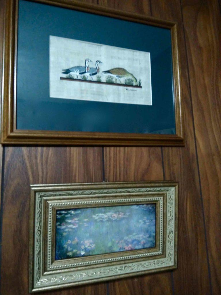 お部屋の絵画