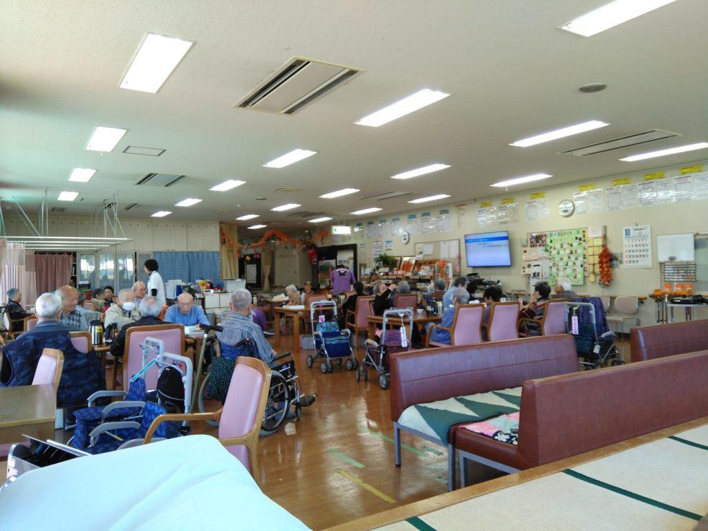 西原村地域福祉センター「のぎく荘」