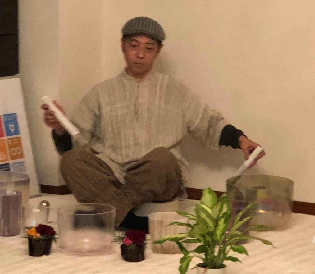 チャリティー音楽祭 伊藤ヒロさん