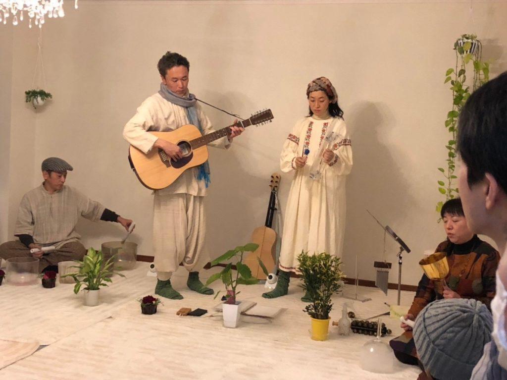 チャリティー音楽祭 ボロン