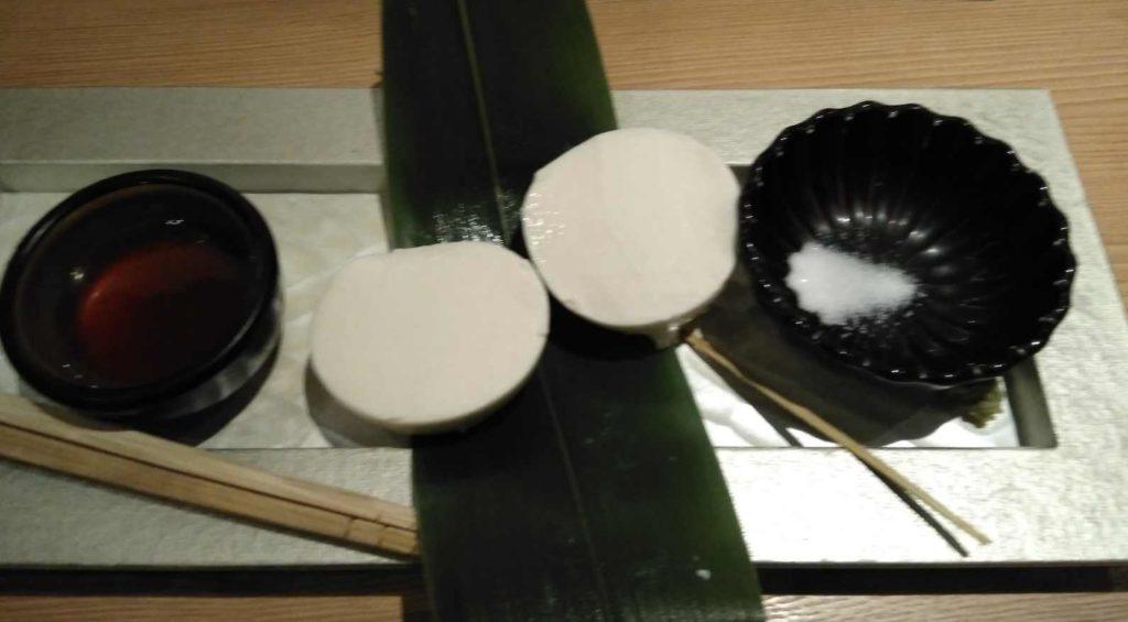 和食バル音音 豆腐