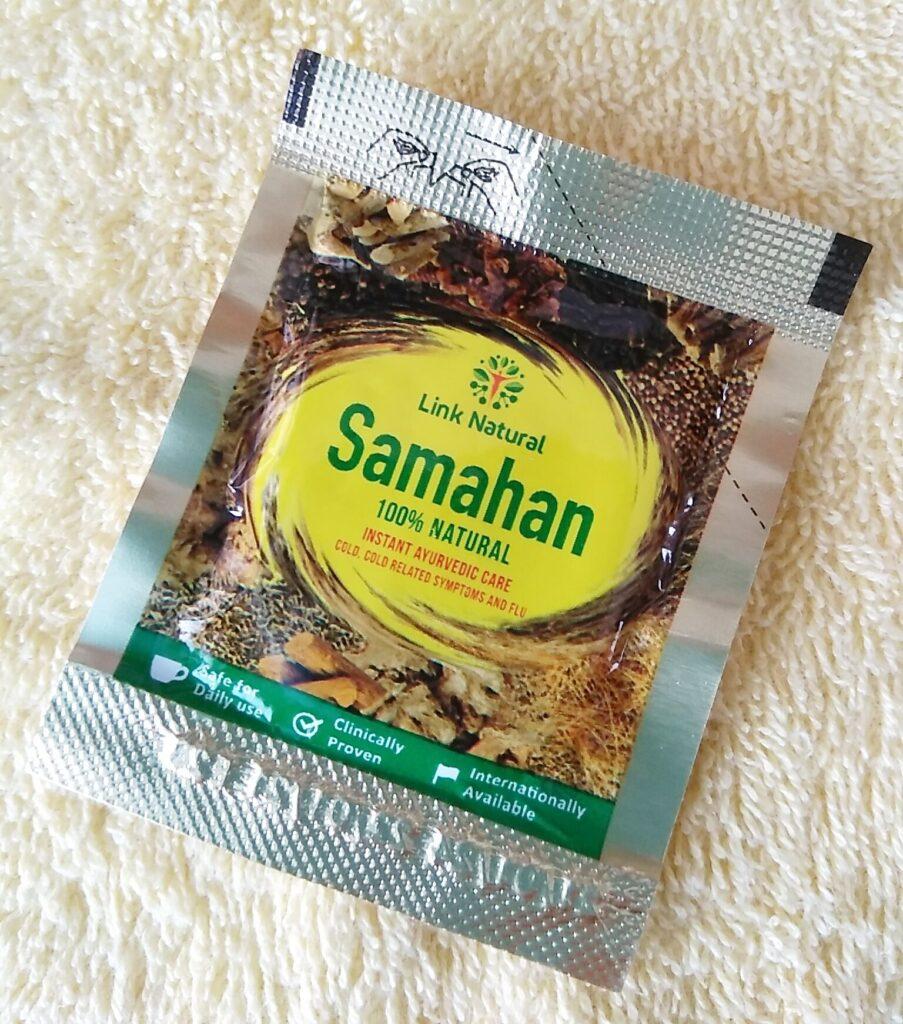 Samahan(サマハン)-スリランカ産アーユルヴェーダ・スパイスハーブティー